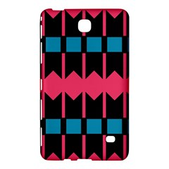 Rhombus And Stripes Pattern			samsung Galaxy Tab 4 (8 ) Hardshell Case
