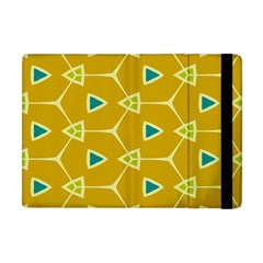 Connected Triangles			apple Ipad Mini Flip Case by LalyLauraFLM