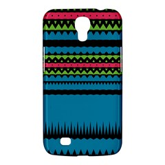 Chevrons And Triangles			samsung Galaxy Mega 6 3  I9200 Hardshell Case by LalyLauraFLM
