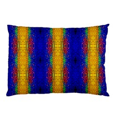 Cool  Abstract Neon Pattern Pillow Cases (two Sides) by Costasonlineshop
