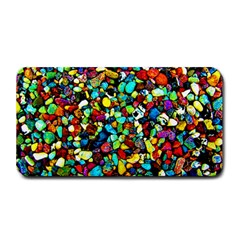 Colorful Stones, Nature Medium Bar Mats by Costasonlineshop
