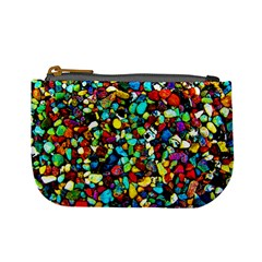 Colorful Stones, Nature Mini Coin Purses by Costasonlineshop