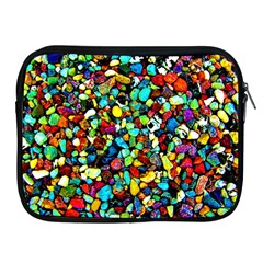 Colorful Stones, Nature Apple Ipad 2/3/4 Zipper Cases by Costasonlineshop