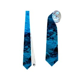 Mendenhall Ice Caves 3 Neckties (one Side)