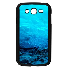 Mendenhall Ice Caves 3 Samsung Galaxy Grand Duos I9082 Case (black) by trendistuff