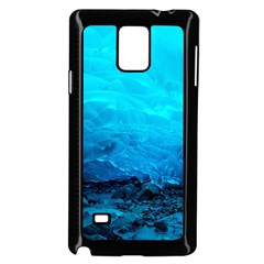 Mendenhall Ice Caves 3 Samsung Galaxy Note 4 Case (black) by trendistuff