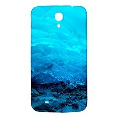 Mendenhall Ice Caves 3 Samsung Galaxy Mega I9200 Hardshell Back Case by trendistuff
