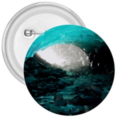 Mendenhall Ice Caves 2 3  Buttons by trendistuff