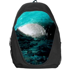 Mendenhall Ice Caves 2 Backpack Bag by trendistuff