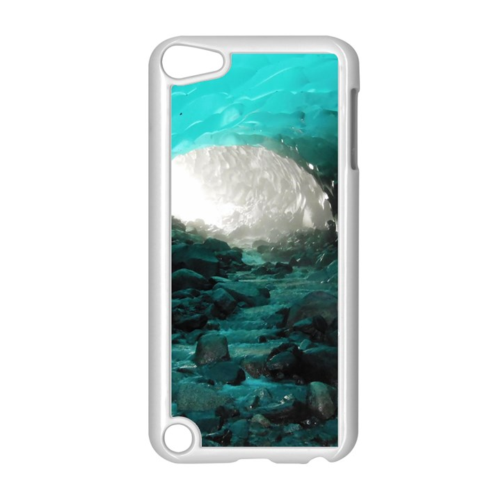 MENDENHALL ICE CAVES 2 Apple iPod Touch 5 Case (White)