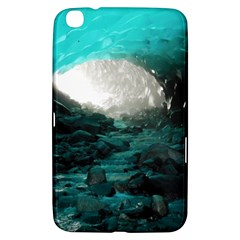 Mendenhall Ice Caves 2 Samsung Galaxy Tab 3 (8 ) T3100 Hardshell Case  by trendistuff
