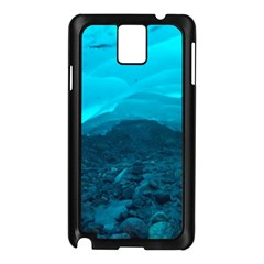 Mendenhall Ice Caves 1 Samsung Galaxy Note 3 N9005 Case (black) by trendistuff