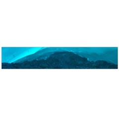 Mendenhall Ice Caves 1 Flano Scarf (large)  by trendistuff