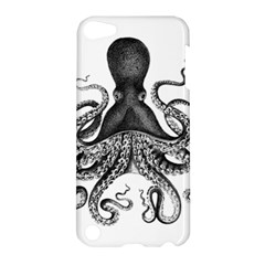 Vintage Octopus Apple Ipod Touch 5 Hardshell Case by waywardmuse