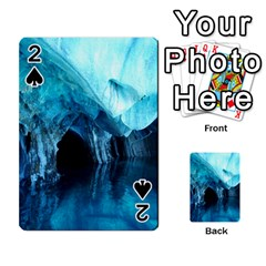 Marble Caves 3 Playing Cards 54 Designs