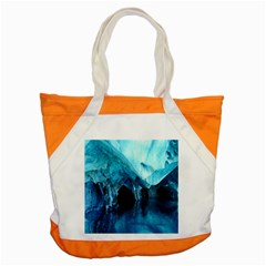 Marble Caves 3 Accent Tote Bag  by trendistuff