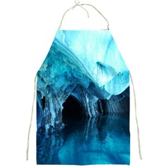 Marble Caves 3 Full Print Aprons