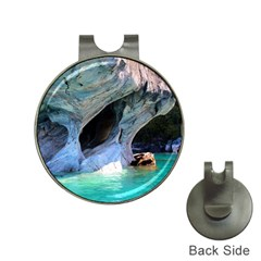Marble Caves 2 Hat Clips With Golf Markers by trendistuff