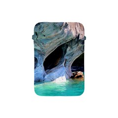 Marble Caves 2 Apple Ipad Mini Protective Soft Cases by trendistuff
