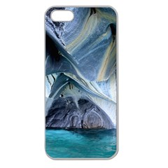 Marble Caves 1 Apple Seamless Iphone 5 Case (clear) by trendistuff