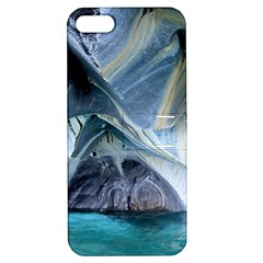 Marble Caves 1 Apple Iphone 5 Hardshell Case With Stand by trendistuff