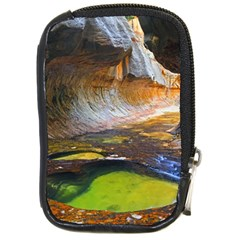 Left Fork Creek Compact Camera Cases by trendistuff