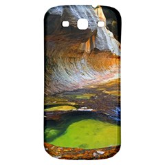 Left Fork Creek Samsung Galaxy S3 S Iii Classic Hardshell Back Case by trendistuff