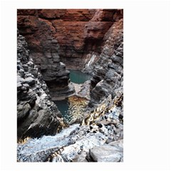 Karijini Canyon Small Garden Flag (two Sides) by trendistuff