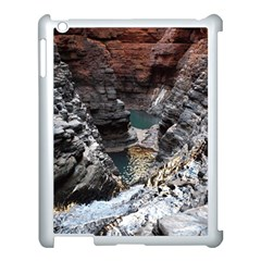 Karijini Canyon Apple Ipad 3/4 Case (white) by trendistuff