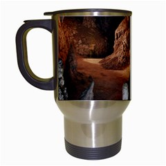 Jenolan Imperial Cave Travel Mugs (white) by trendistuff