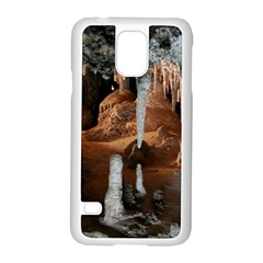 Jenolan Imperial Cave Samsung Galaxy S5 Case (white) by trendistuff