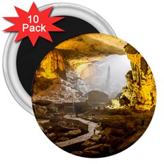 Ha Long Bay 3  Magnets (10 Pack)  by trendistuff