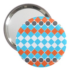 Tribal Pattern 3  Handbag Mirrors by JDDesigns
