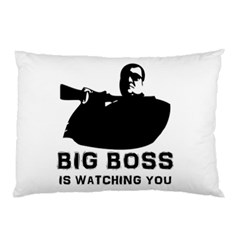 Bigboss Pillow Cases by RespawnLARPer