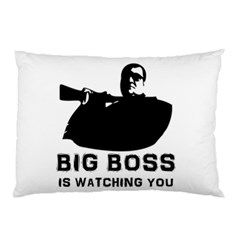 Bigboss Pillow Cases (two Sides) by RespawnLARPer