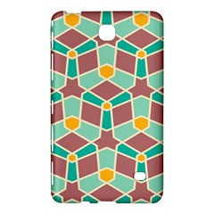 Stars And Other Shapes Pattern			samsung Galaxy Tab 4 (7 ) Hardshell Case