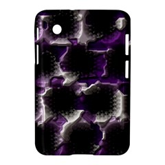 Fading Holes			samsung Galaxy Tab 2 (7 ) P3100 Hardshell Case by LalyLauraFLM