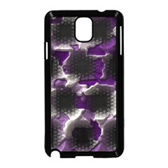Fading Holes			samsung Galaxy Note 3 Neo Hardshell Case (black) by LalyLauraFLM