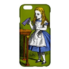 Alice In Wonderland Apple Iphone 6 Plus/6s Plus Hardshell Case