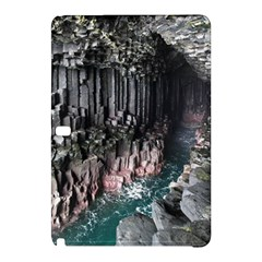 Fingals Cave Samsung Galaxy Tab Pro 12 2 Hardshell Case by trendistuff