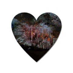 Caves Of Drach Heart Magnet by trendistuff