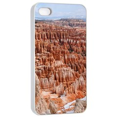 Bryce Canyon Amp Apple Iphone 4/4s Seamless Case (white)