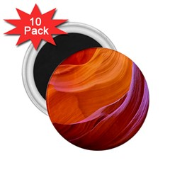 Antelope Canyon 2m 2 25  Magnets (10 Pack)  by trendistuff