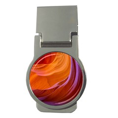 Antelope Canyon 2m Money Clips (round)  by trendistuff