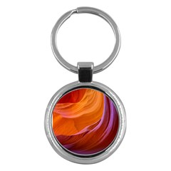 Antelope Canyon 2m Key Chains (round)  by trendistuff