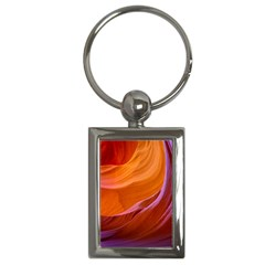 Antelope Canyon 2m Key Chains (rectangle)  by trendistuff