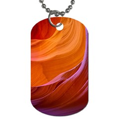 Antelope Canyon 2m Dog Tag (one Side) by trendistuff