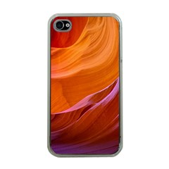 Antelope Canyon 2m Apple Iphone 4 Case (clear) by trendistuff