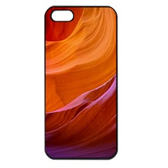 Antelope Canyon 2m Apple Iphone 5 Seamless Case (black) by trendistuff