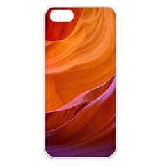 Antelope Canyon 2m Apple Iphone 5 Seamless Case (white) by trendistuff